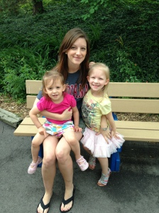 Zoo Becca and girls