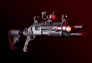 MT Long Rail Shotgun